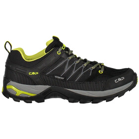 CMP Campagnolo Rigel Low WP Trekking Shoes Herre nero